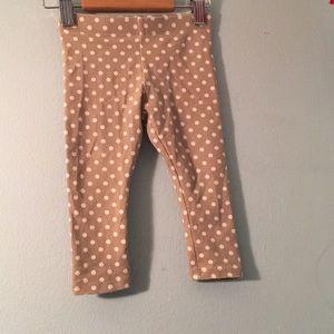 Other - Baby polka dot pants